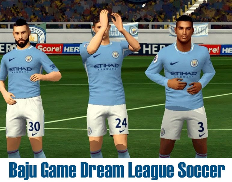 baju game dream league soccer