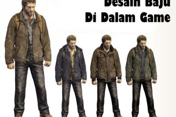 baju game the last of us