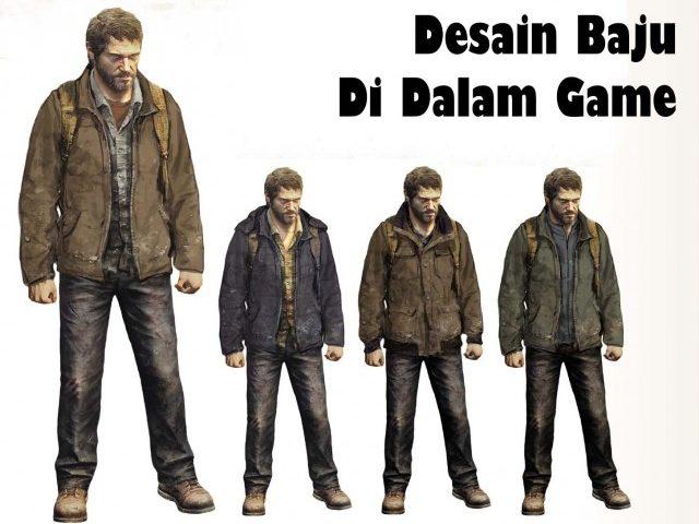 baju game the last of us