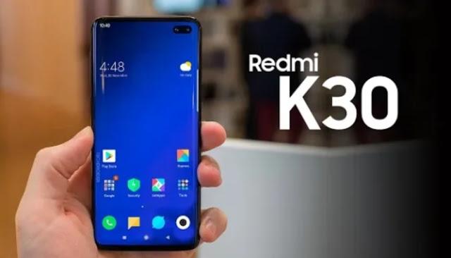 Hp Xiaomi Redmi K30