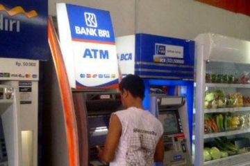 Awas! Kartu ATM bisa hilang di Mesin ATM BRI
